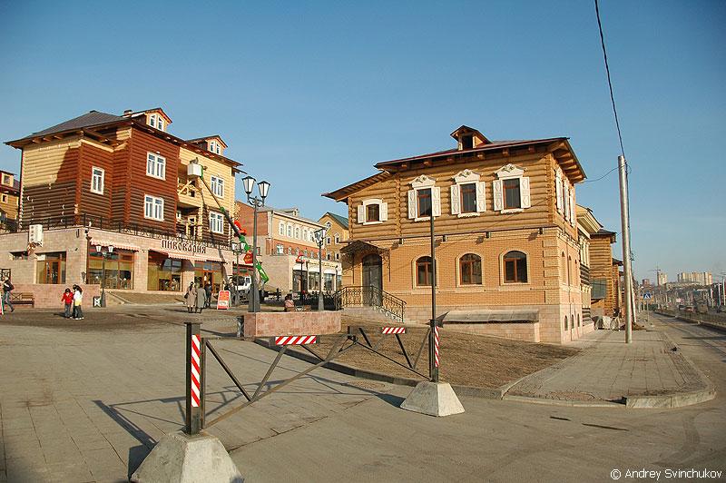130-й квартал Иркутска