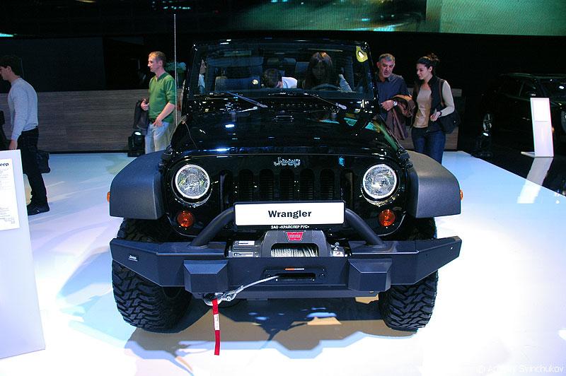 Jeep на ММАС-2012