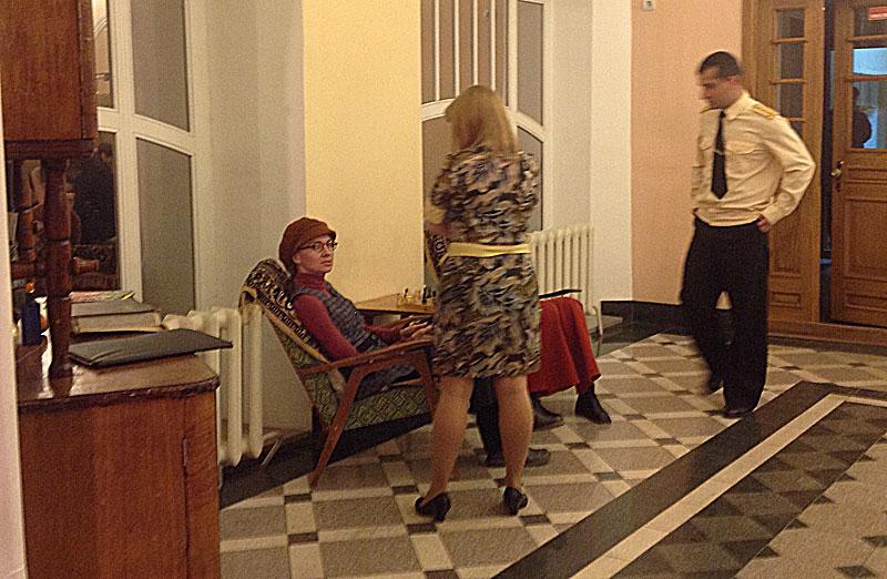 """Валентин и Валентина"" в День Святого Валентина"