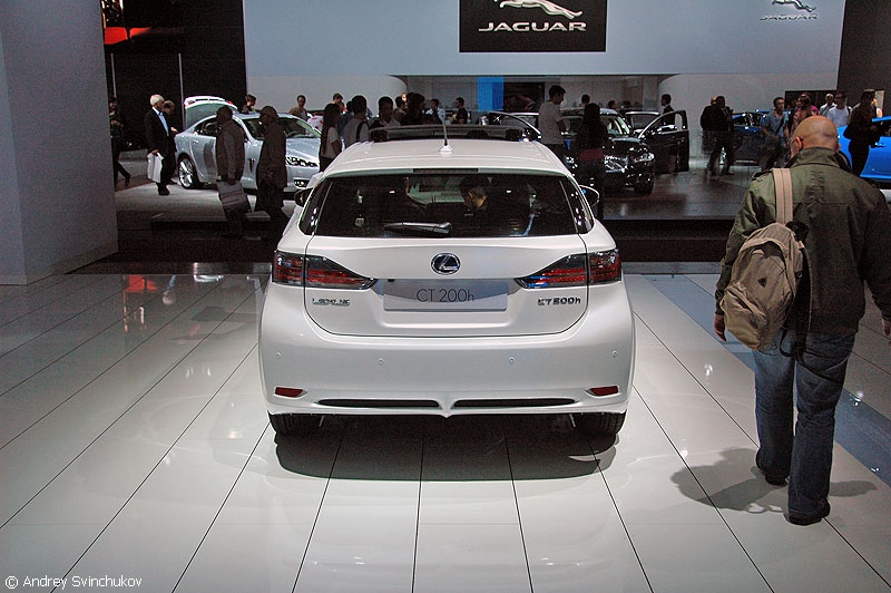 Lexus на ММАС-2012