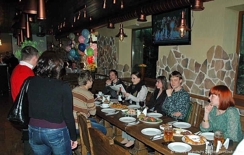 Встреча с блогерами Магадана