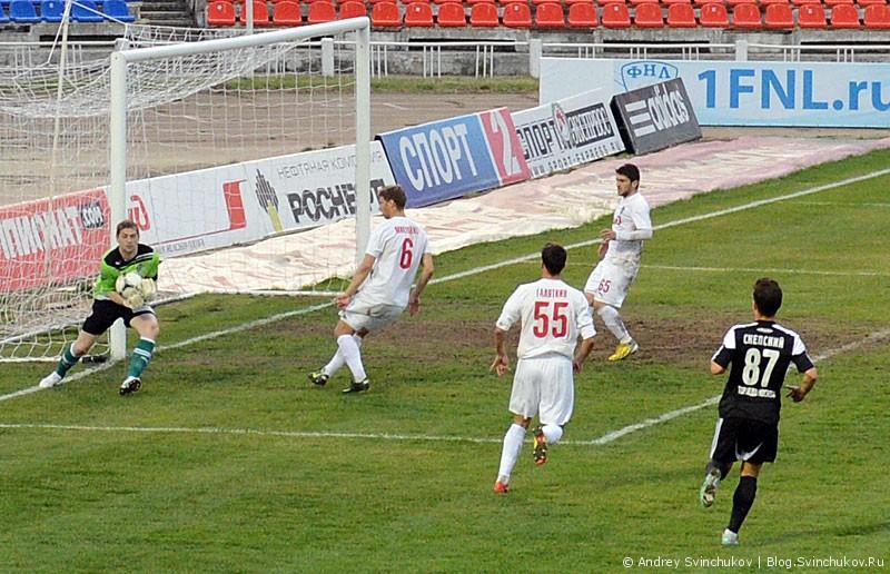 Футбол СКА-Энергия - Торпедо