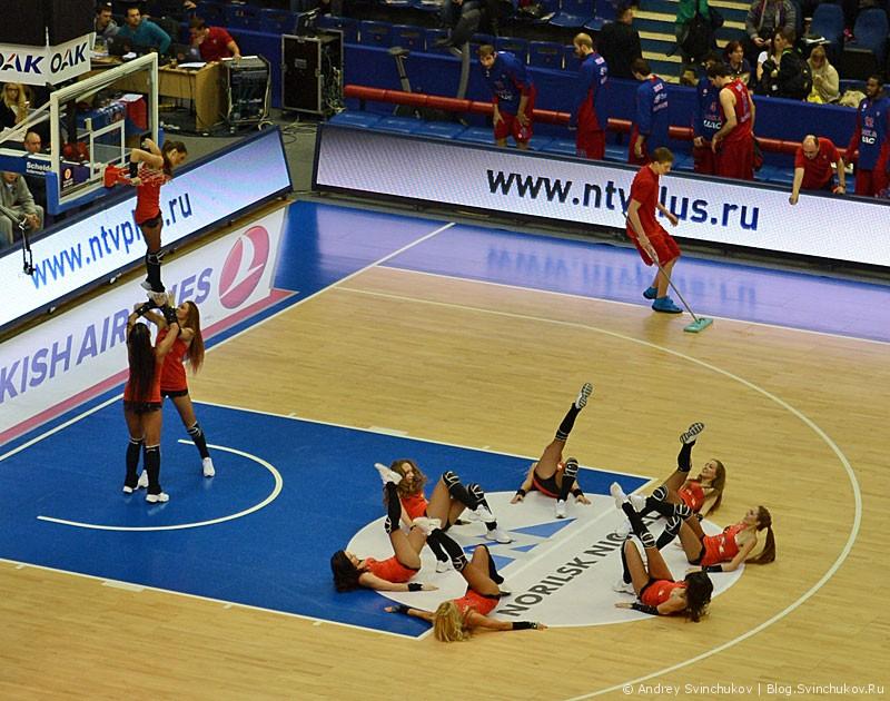 Группа поддержки ЦСКА