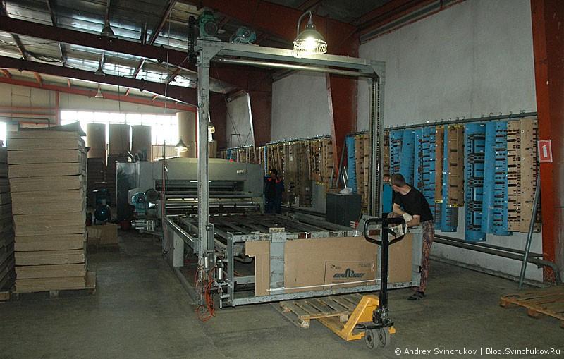 Производство гофроупаковки