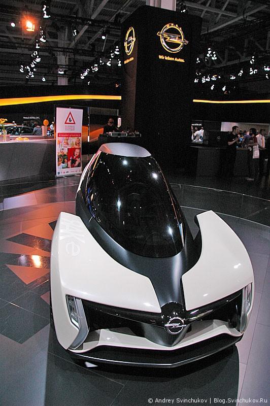 Opel на ММАС-2013