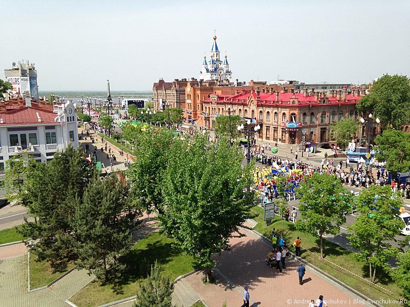Шествие - Хабаровску-155