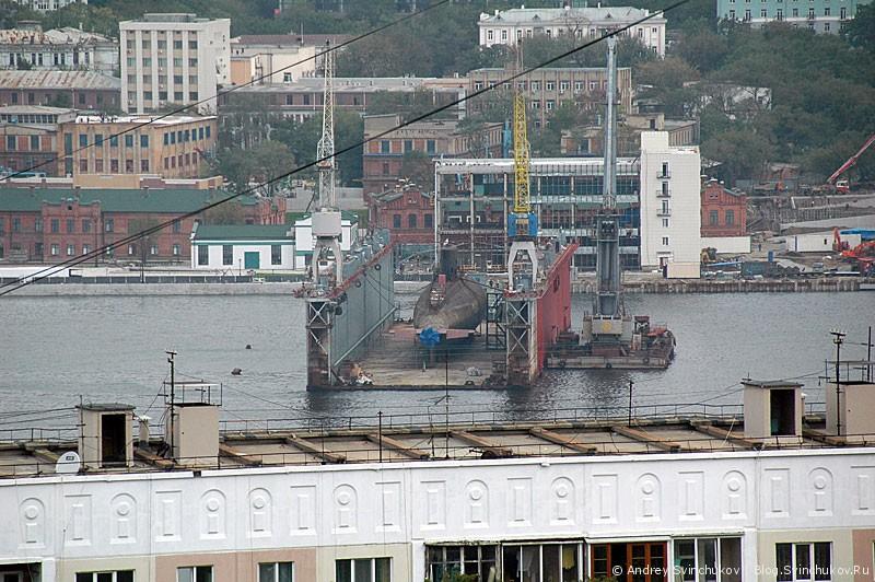 Владивосток осенью 2012-го