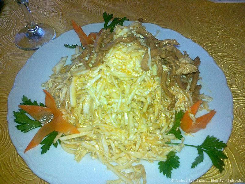 Китайский ресторан в Хабаровске
