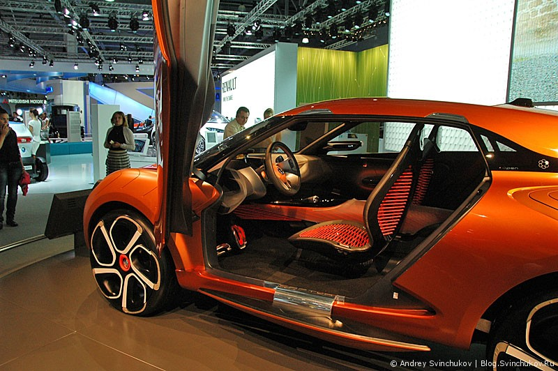Renault на ММАС-2012