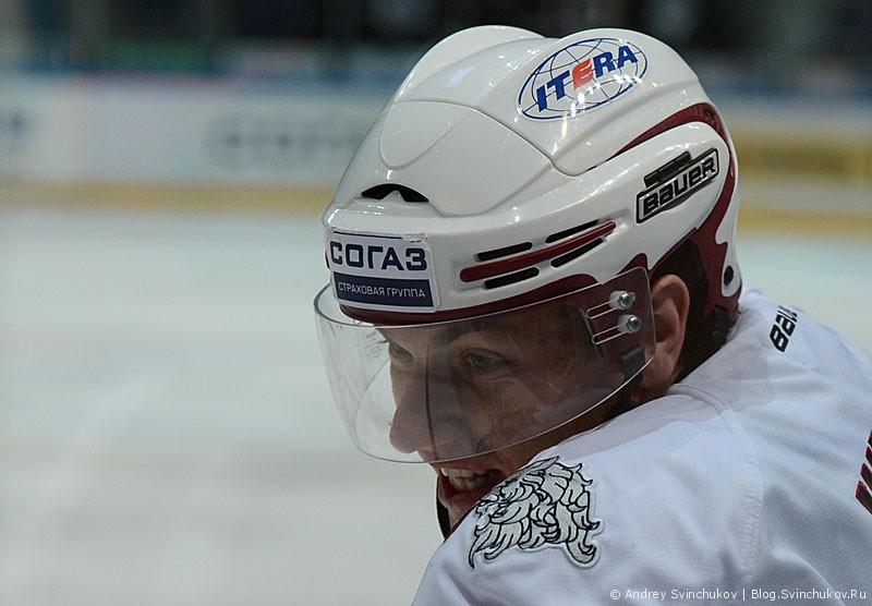 Лица хоккея