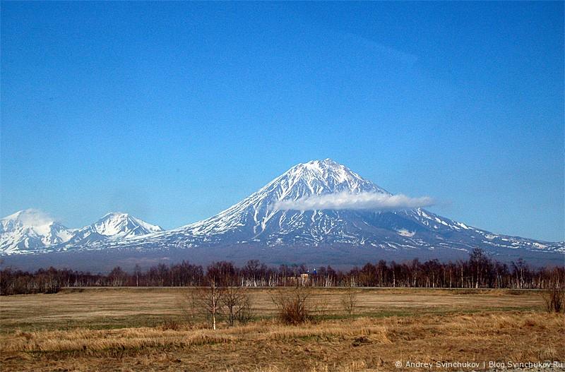 Камчатка. Петропавловск-Камчатский