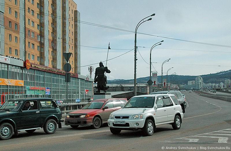 И снова, про Улан-Удэ