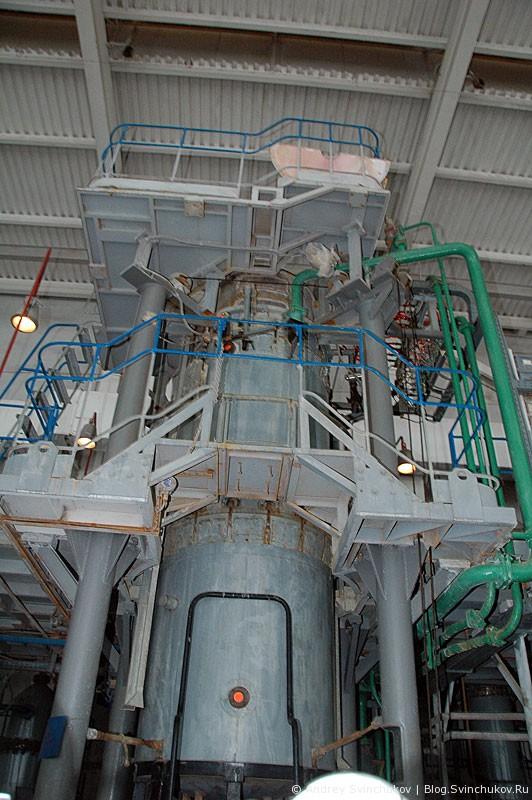 Производство поликристаллического кремния