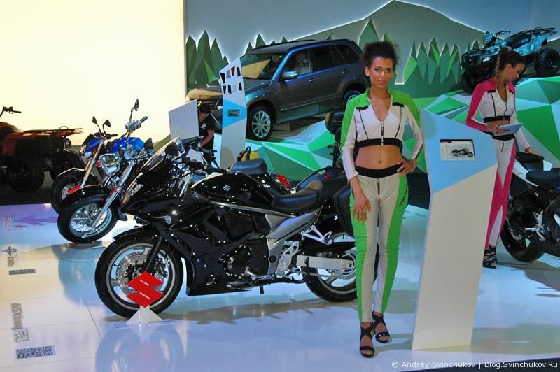 Suzuki на ММАС-2012