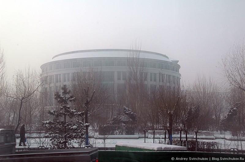 Зимний Харбин. Часть вторая.
