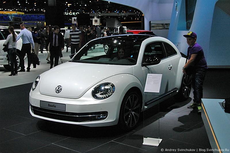 Volkswagen на ММАС-2012
