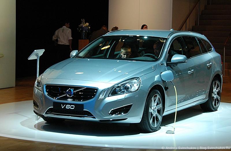 Volvo на ММАС-2012