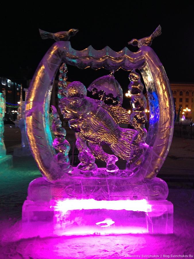 Ледовая фантазия - 2014