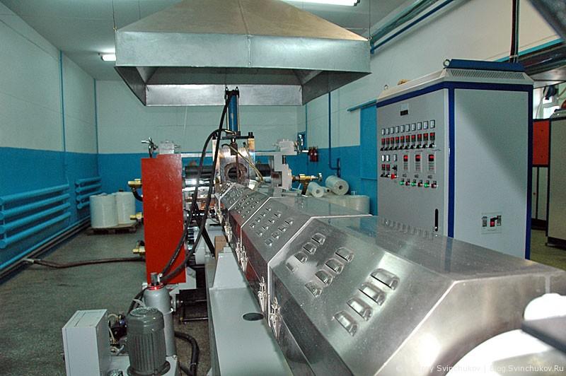 Производство пластиковых стаканчиков