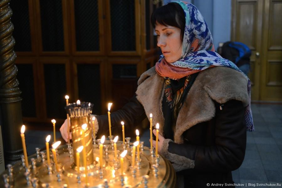 Собор Успения Пресвятой Богородицы в Хабаровске