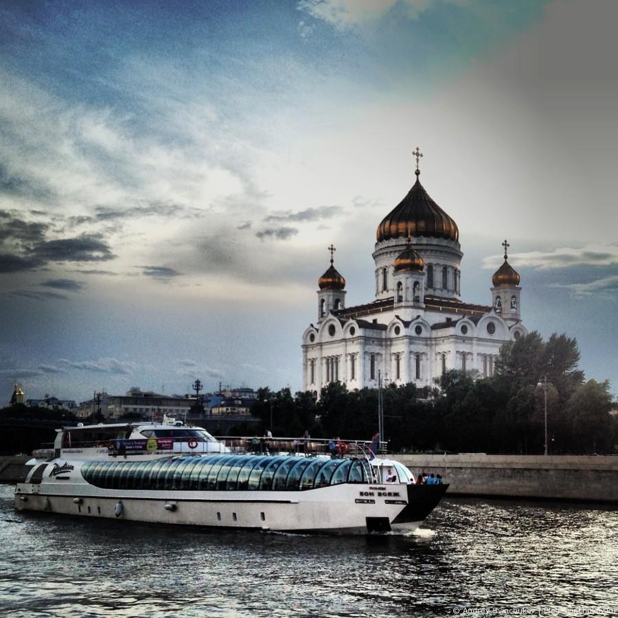 Инстаграмные фотографии от Андрея Свинчукова