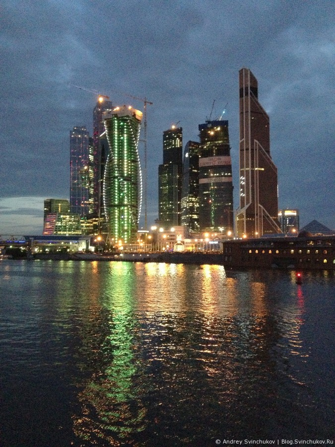Просто Москва... Часть первая