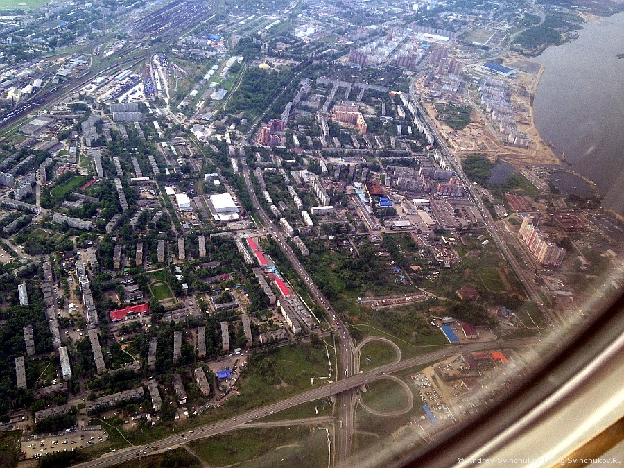 Хабаровск скоро зазеленеет