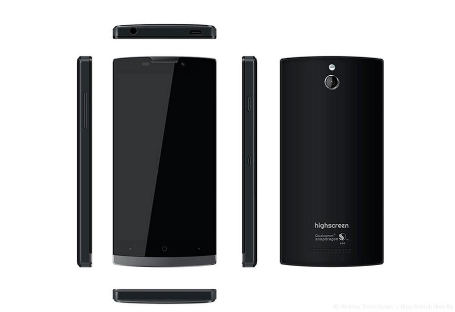 Обзор смартфона Highscreen Boost 2 SE