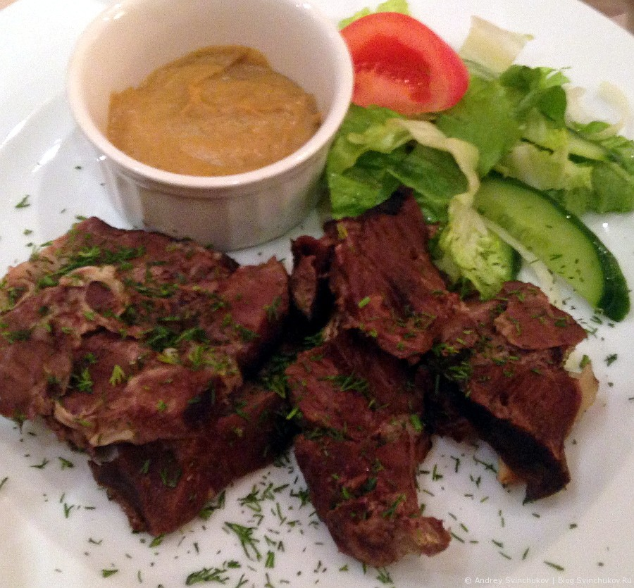 Блюда якутской кухни