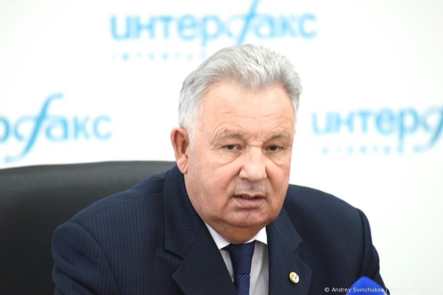 Пресс-конференция Виктора Ишаева