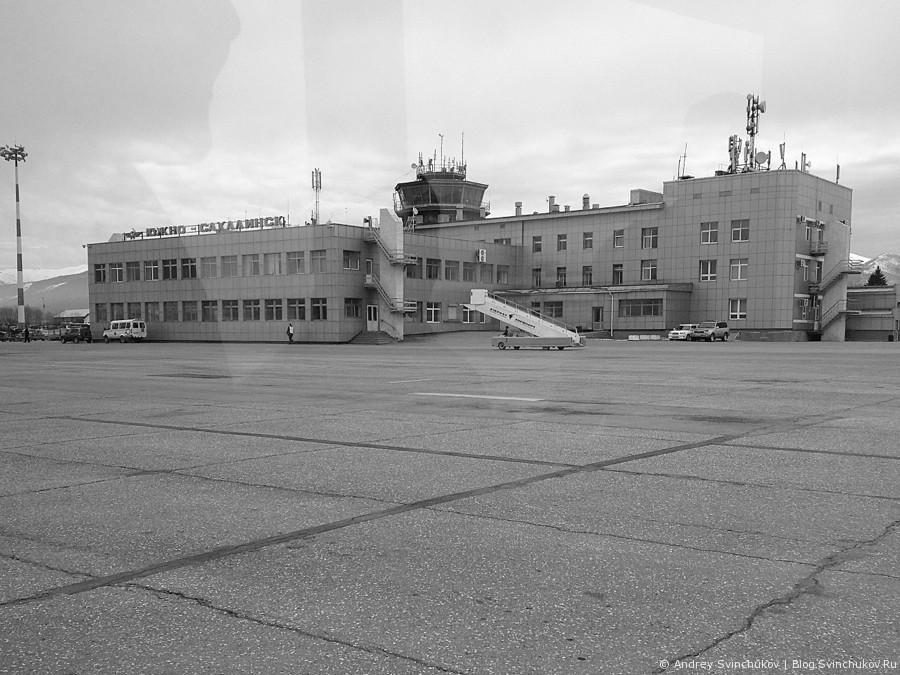 Черно-белый полет