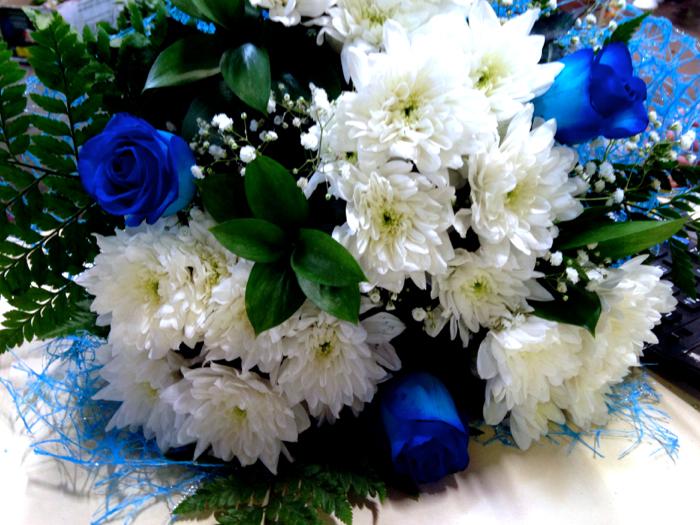 Цветы для Мисс Интернет Дальнего Востока - 2014