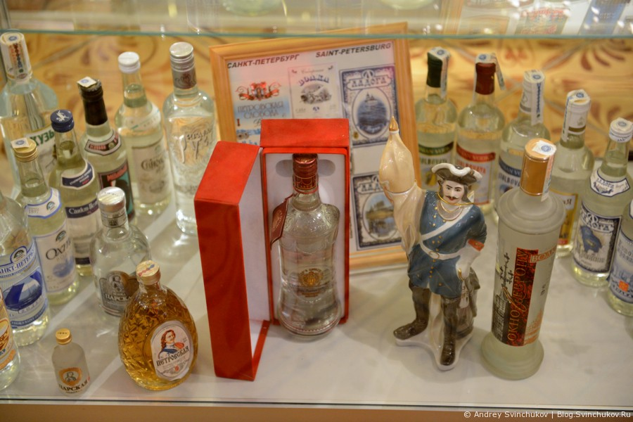 Музей водки. Часть вторая.
