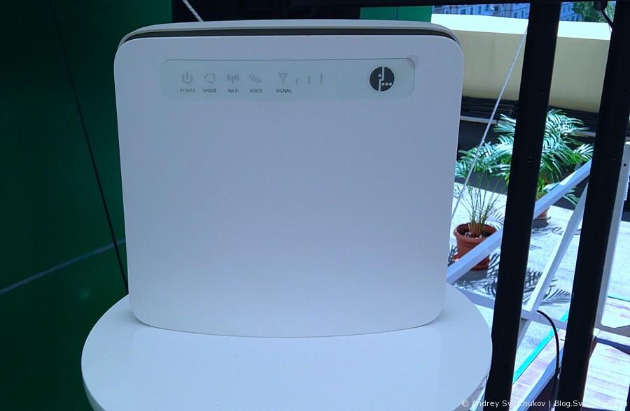 Скоростной мобильный интернет от МегаФона. Резюме после пресс-конференции