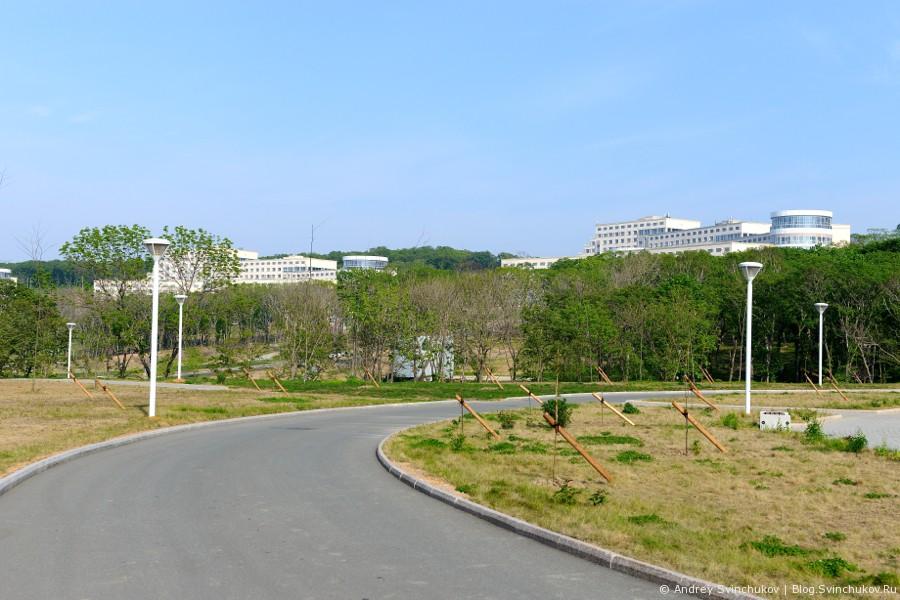 Университет у моря