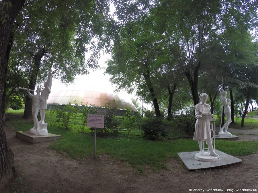 Первые фотографии с GoPro - Хабаровск