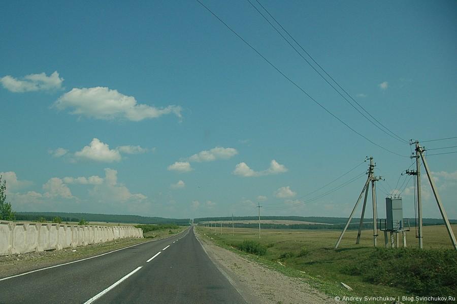 Дорога на Ольхон