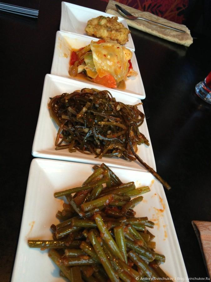 Немного корейской кухни