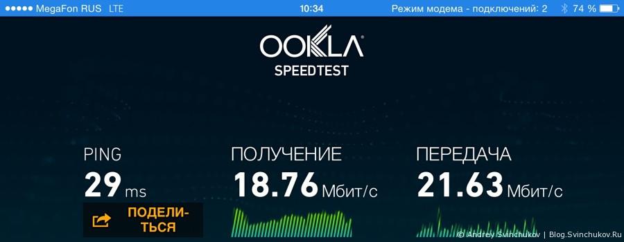 4G+ в Комсомольске-на-Амуре