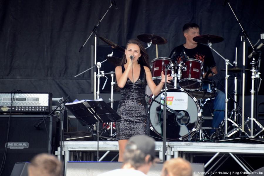 Концерт в Комсомольске