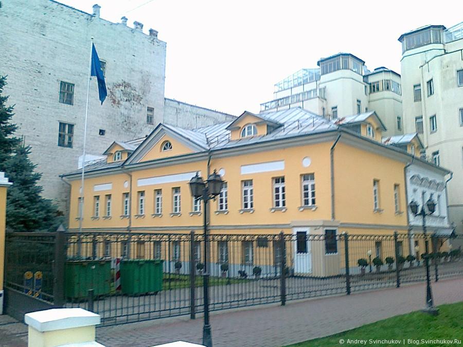 Москва осенью 2012 года
