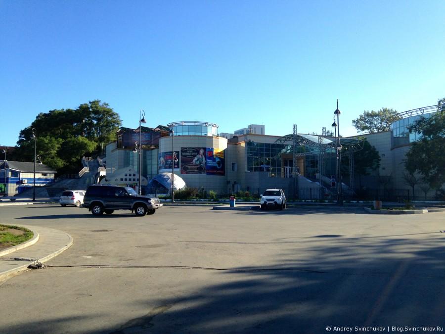 Владивосток в последние дни прошлого лета