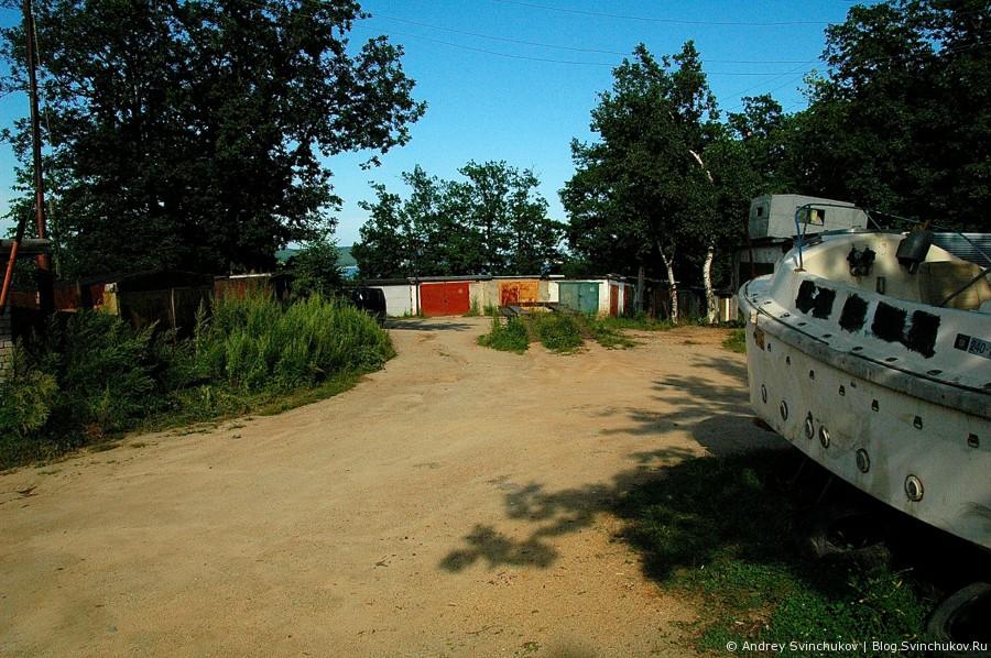 Поселок Ракушка