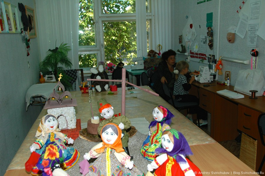 Детский дом в поселке Хор Хабаровского края