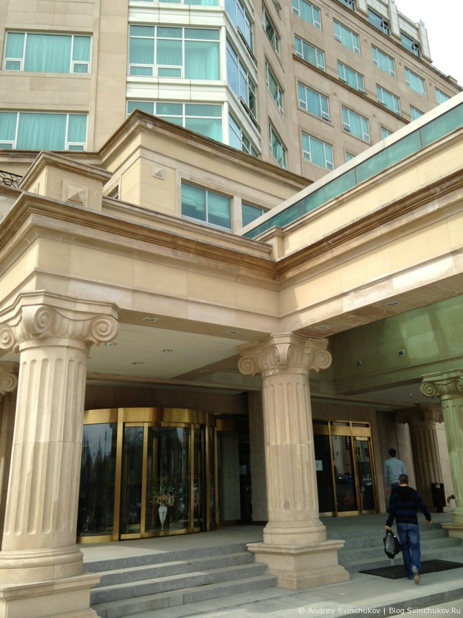 Отель Mega Palace в Южно-Сахалинске
