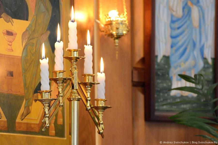 Католическая церковь в Хабаровске