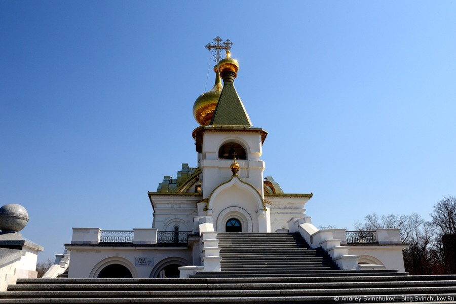 Хабаровск уходящего года