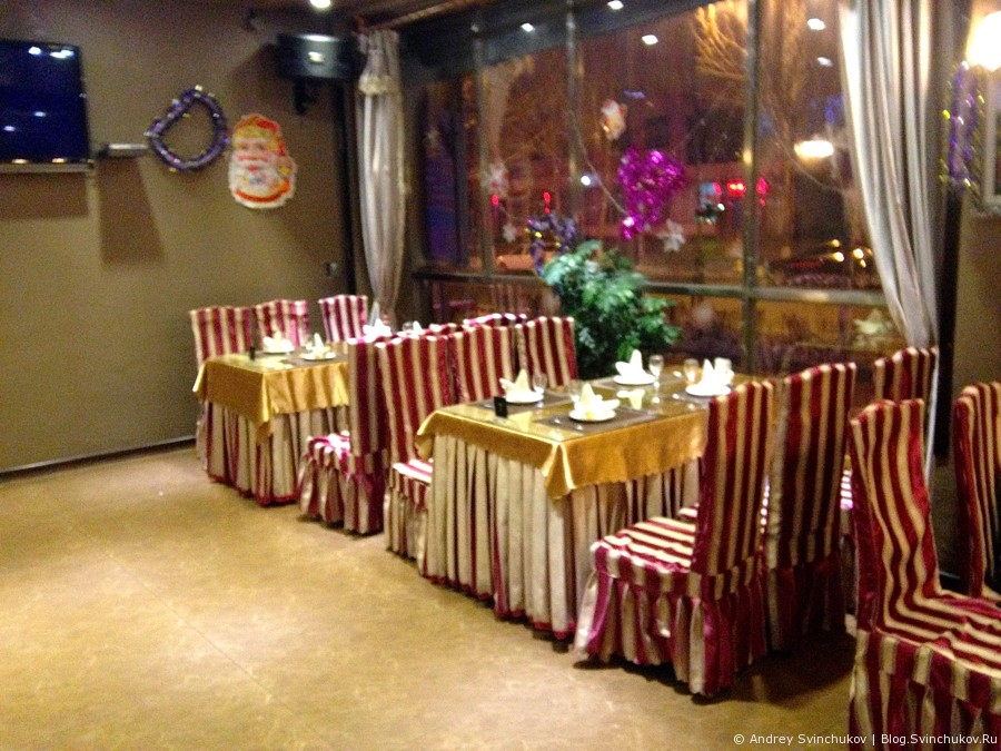 "Ресторан ""Ани"" в Хэйхэ"