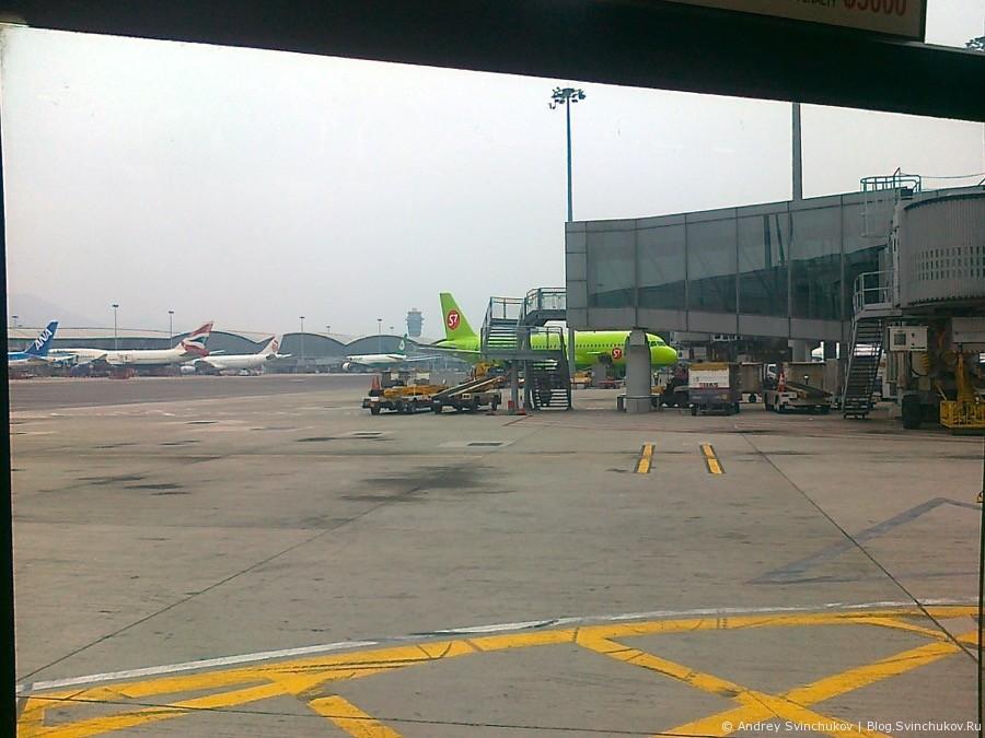 Полет с s7