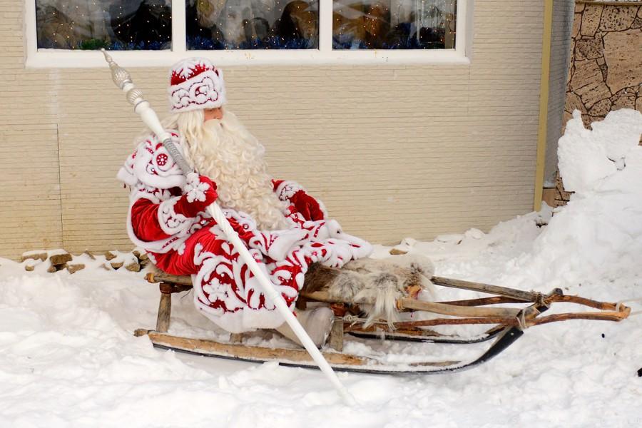 Зима начинается с Якутии